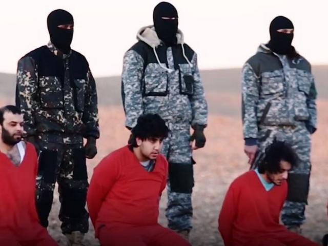 uniforme jihadiste