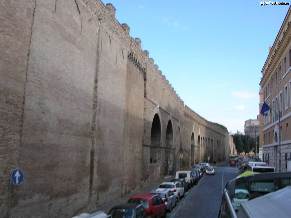 ziduri vatican