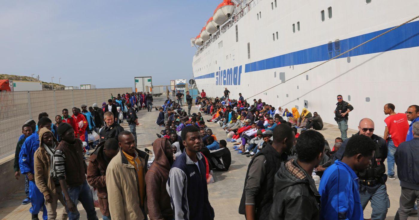-Italy-Europe-Migrants