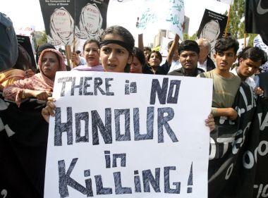 protest-against-honour-killing