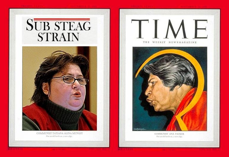 Tatiana-Alina-Mungiu-Pippidi-Ana-Pauker-Time-Sub-steag-strain-Basescu-Traian